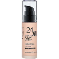 Тональная основа Catrice 24h Made To Stay Make Up