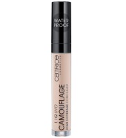Жидкий крем-консилер Catrice Liquid Camouflage - High Coverage Concealer
