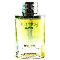 Franck Olivier Sunrise Vetiver. Муж (ТЕСТЕР)