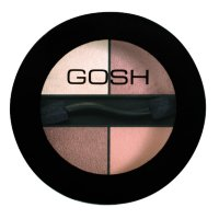 Тени для век Gosh Quattro Eye Shadow