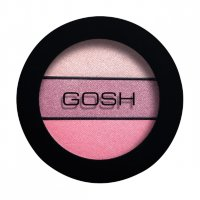 Тени для век Gosh Eyelight Trio Eye Shadow