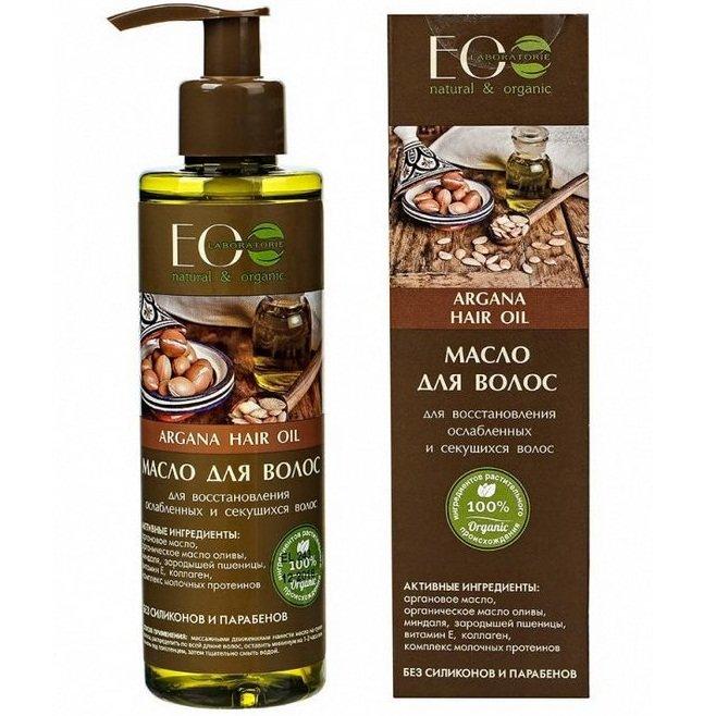 Масло для волос ecolab отзывы