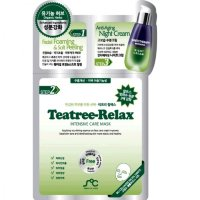 Маска для лица Cracare Sense Of Care Teatree Care