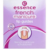 Трафарет-полоски для французского маникюра Essence French Manicure Tip Guides