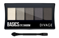 Тени для век Divage Palettes Eye Shadow