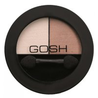 Тени для век Gosh Matt Duo Eye Shadow