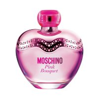 Moschino Pink Bouquet Diff