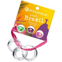 Прозрачные кольца Essence Viva Brasil Create Your Own Ring