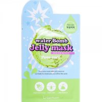 Маска-желе для лица Berrisom water Bomb Jelly mask PORE CARE - ДЛЯ ОЧИЩЕНИЯ ПОР