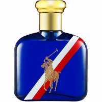 Ralph Lauren Polo Red, White And Blue