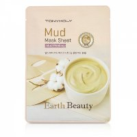 Маска для лица Tonymoly Earth Beauty Mud Mask Sheet