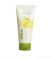 Пилинг-скатка с лимоном Nature Republic Real Nature Lemon Peeling Gel Wash 120 мл