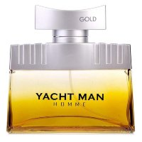 Yacht Men Gold