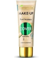 Тональный крем Bielenda Make Up Academie Cover