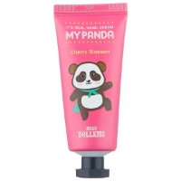 Крем для рук Baviphat Urban Dollkiss It'S Real My Panda Hand Cream CHERRY BLOSSOM