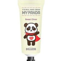 Крем для рук Baviphat Urban Dollkiss It'S Real My Panda Hand Cream SWEET CITRON