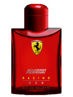 Ferrari Racing Red