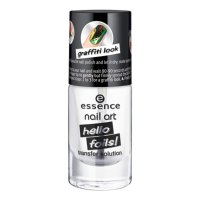 Лак для ногтей Essence Nail Art Hello Foils Manicure Transfer Solution