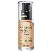 Тональная основа Max Factor Miracle Match